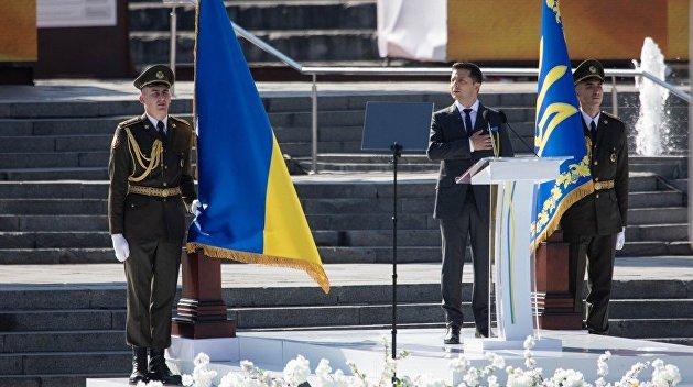 Зеленский с женой примут участие в торжествах на День независимости Украины