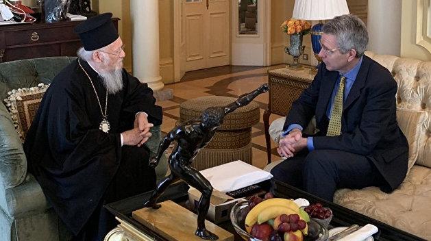 «Мертвый сезон» по-американски. США заходят в украинское православие через Грецию