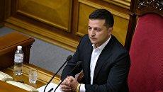 Зеленский больше не хочет финансировать интернаты на Украине
