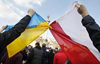 Визиты президентов Украины в Польшу: от первого договора Кравчука до дырявых носков Порошенко