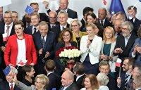Польская оппозиция меняет лошадей на переправе