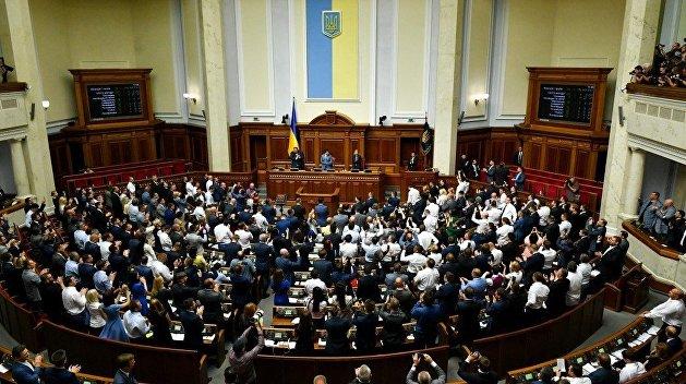Комитет избирателей Украины вычислил депутатов-прогульщиков от «Слуги народа»