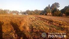 В Житомирской области селянин подорвался на снаряде, сжигая траву