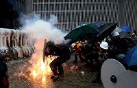 «Лето в огне» по мотивам украинского Майдана снимается в Гонконге с бесплатной массовкой