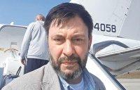 Вышинский заявил, что вернется на Украину , чтобы доказать свою невиновность