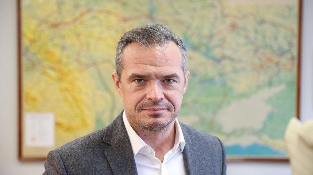 Глава «Укравтодора» Новак объявил о своем увольнении