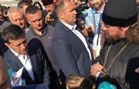 Прихожане УПЦ в Ровно пожаловались Зеленскому на раскольников из ПЦУ