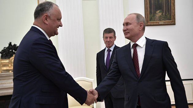 Предложение, от которого не отказаться: Молдавия готова дать Приднестровью особый статус