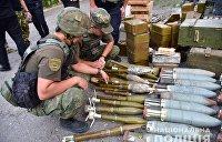 Зачем на Украине разоружали добробаты?