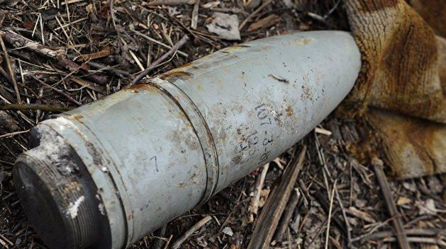 В Мариуполе солдат подорвался на боеприпасах