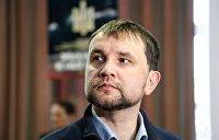 На допросе Вятрович забыл, кто финансировал форум и фуршет в память о «Голодоморе»