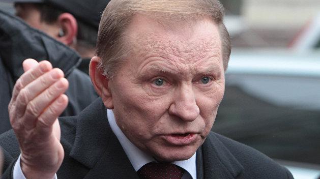 Кучма выступил против участия США в минских переговорах
