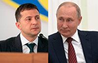 Джабаров: Встреча Путина и Зеленского невозможна