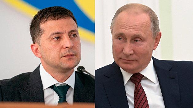 «Это было бы огромным достижением» - Трамп о возможной встрече Путина с Зеленским