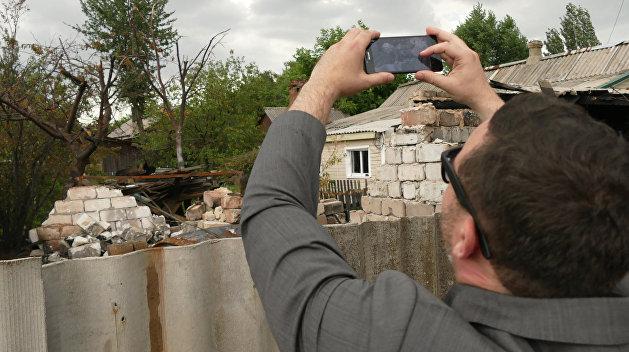 Международные наблюдатели: Киеву не нужен мир в Донбассе