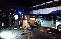 «Подрывник» моста в Киеве: прокол силовиков или яркая картинка в борьбе политиков
