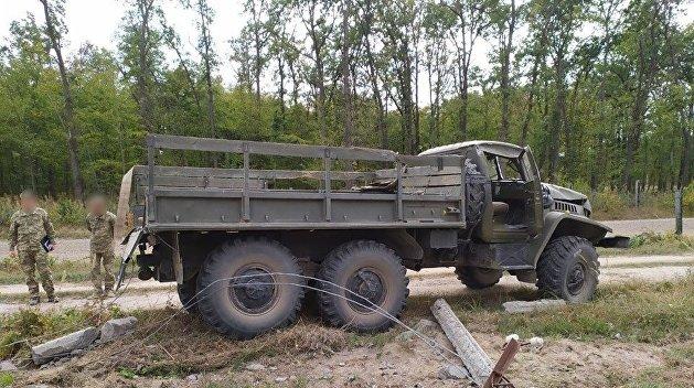 В Хмельницком солдат-контрактник погиб в ДТП на военной базе