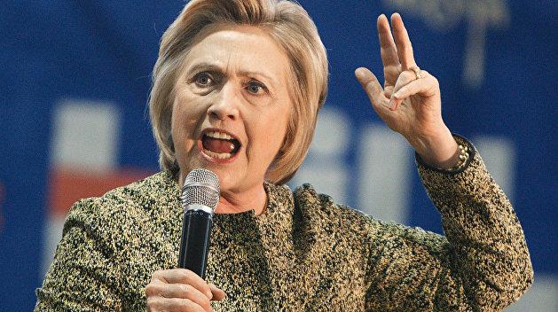 Клинтон назвала Трампа преступником