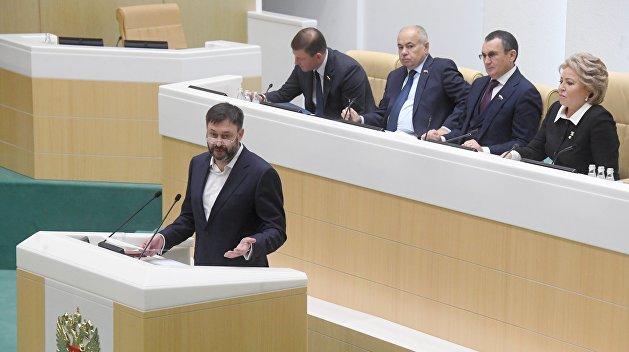 Спецслужбы, тюрьмы и теракты. Вышинский ярким примером описал ситуацию со свободой слова на Украине