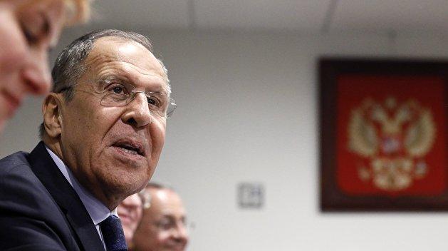 Главы МИД России и Грузии встретились впервые после войны 2008 года