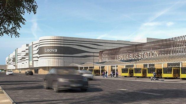 Недовольные киевляне просят правительство переименовать торговый центр