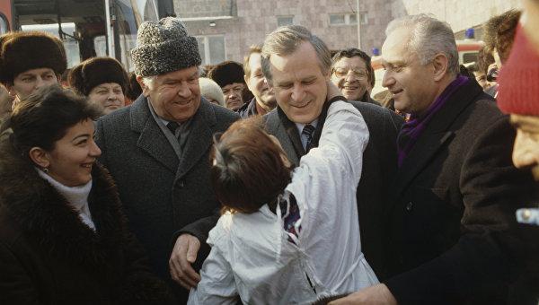 Парень из Донбасса — последний премьер советской империи и герой Армении