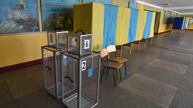 МВД Украины предлагает изменить Избирательный кодекс, чтобы меньше охранять участки