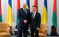 Зеленский сказал, как поступил бы на месте Лукашенко