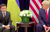 Как гроссмейстер Трамп в ходе переговоров поставил шашисту Зеленскому мат в два хода