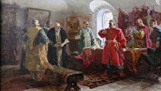 Кондрат Бурляй. Дипломат, который смог уговорить царя присоединить Украину
