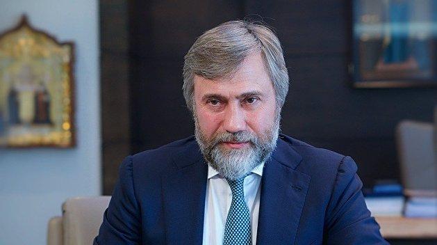 Новинский: Украина в 2019 году получила шанс вернуть мир в Донбасс