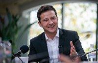 Социологи Украины успокаивают: Зеленский по-прежнему на коне