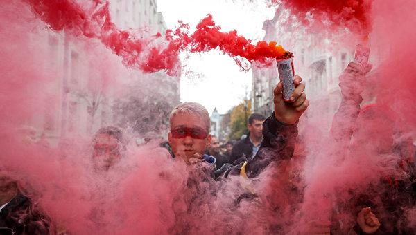 А за базар ответишь! Украинская неделя в фотографиях