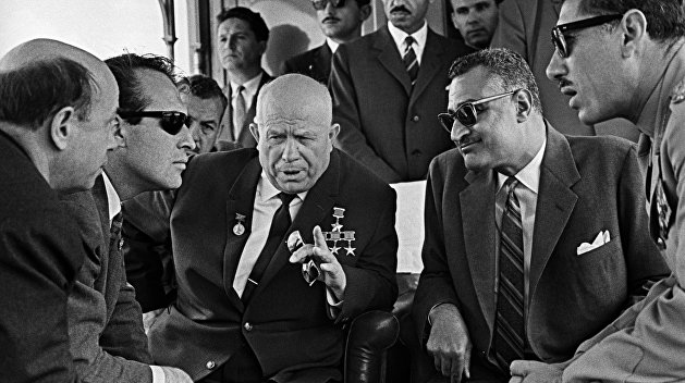 Самодур в «антисемитке»: как Хрущев украинофилией увлекался