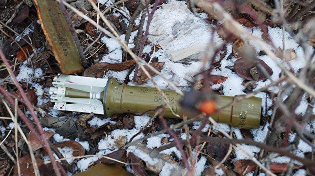 На крупнейшем складе боеприпасов Украины произошел пожар