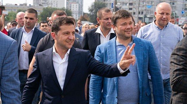 Политиком года на Украине стал Зеленский — опрос
