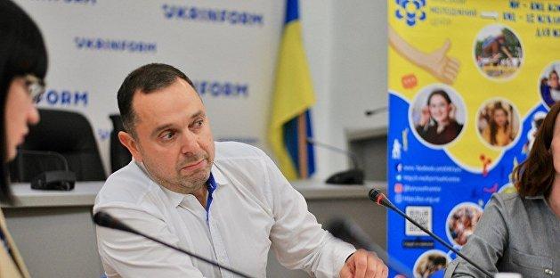Украинский министр объяснил, почему на День независимости не пригласили Баюл и Клочкову