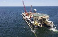 Немецкий эксперт Рар рассказал, как «Северный поток-2» спас экологию Балтики
