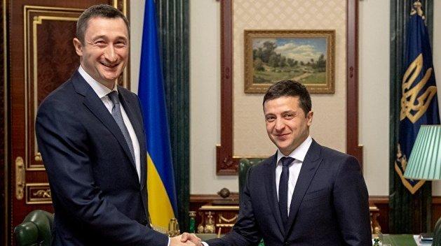 Зеленский назначил специалиста по привлечению инвестиций губернатором Киевской области
