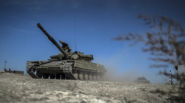 Пятеро украинских силовиков погибли при атаке юга Донбасса