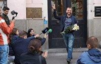 Возвращение Вятровича. Одиозный украинский историк вернулся в Институт нацпамяти