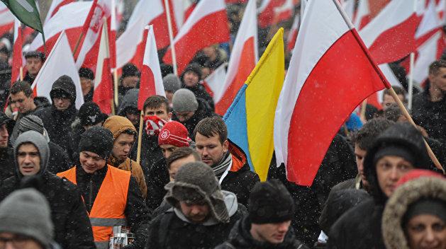Медиапоток: Украинцы захватывают Польшу