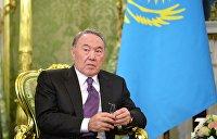 Челночная дипломатия: Назарбаев как посредник между Путиным и Порошенко