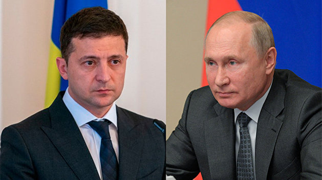 Слишком разные позиции. Почему не будет встречи Путина и Зеленского