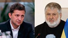 «Коломойский проиграл битву за Зеленского». Эксперты о конфликте украинских олигархов с Западом