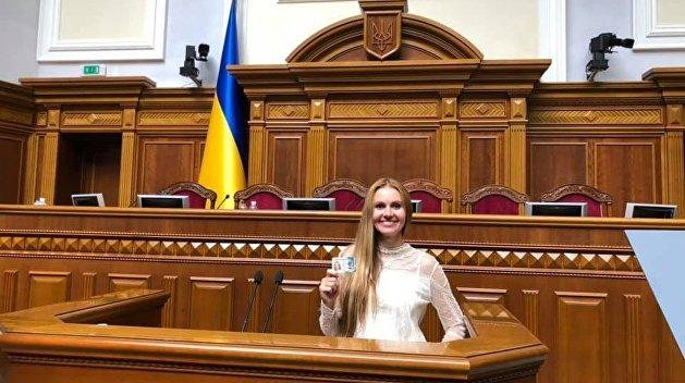 Депутат была госпитализирована из Рады после двух обмороков