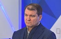 Корнилов: «Голландского журналиста смутила свастика солдата ВСУ»