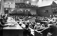 «Миф о Нюрнберге»: почему международный трибунал не упомянул Бандеру