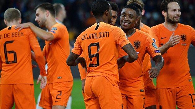 Оранжевое настроение: сборная Украины получила первого соперника на Евро-2020