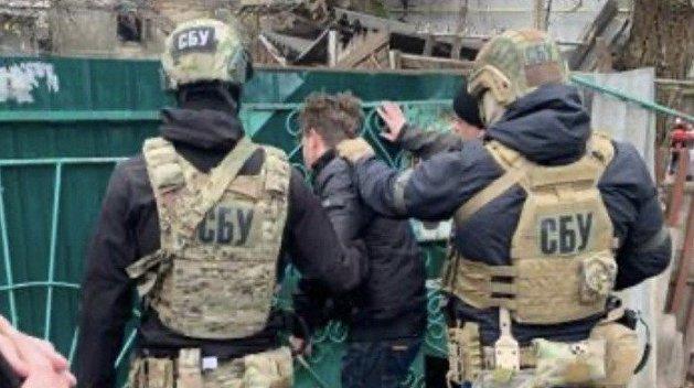 Ариец из Крыма. В Днепре задержали банду террористов